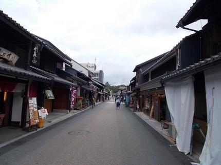 犬山城 城下町