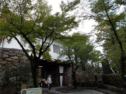 犬山城 門